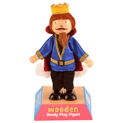 King Play Figure