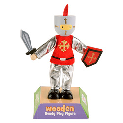 Red Knight Play Figure