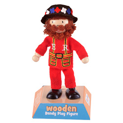 Beefeater Play Figure