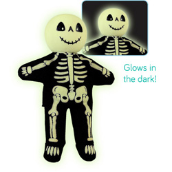 Skeleton glow-in-the-dark
