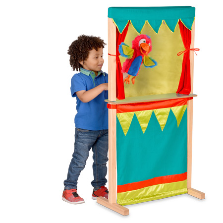 Product Page - Puppet Theatre & Shop
