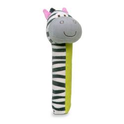 Zebra Squeakaboo!