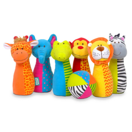 Fiesta Crafts Ltd Jingly Jungly Bowling
