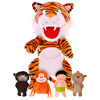 The Jungle Book Hand & Finger Puppet Set