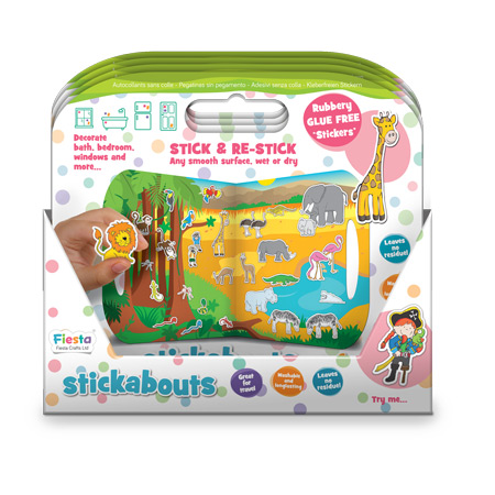 Stickabouts Starter Set  -