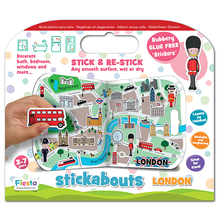 London - Stickabouts -