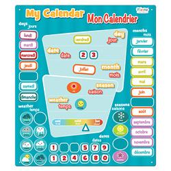 Bilingual FR-EN Calendar